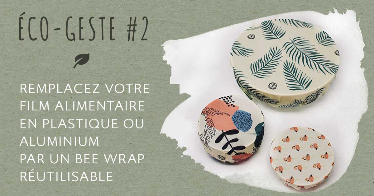 ADOPTEZ LE BEE WRAP