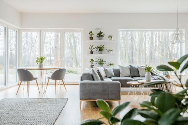 décoration éco-responsable chambre