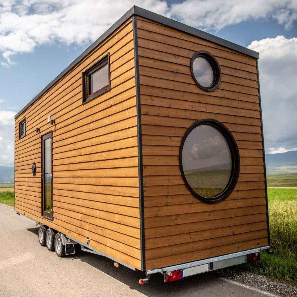 maison nomade Tiny house