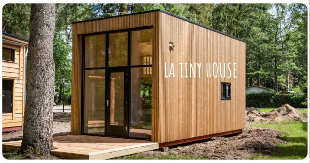 Tiny house micromaison
