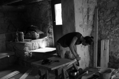 Aska - building our new kitchen