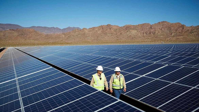 La Argentina ya produce energía solar para alimentar 456.000 hogares aproximadamente.