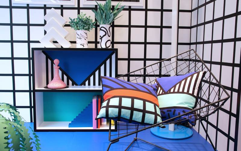 Camille Walala Art Projects Home Art