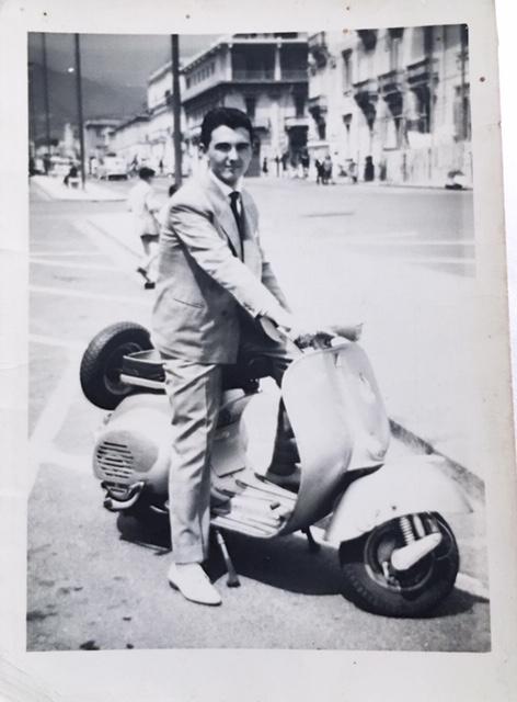 Constantine Bakalakos my father