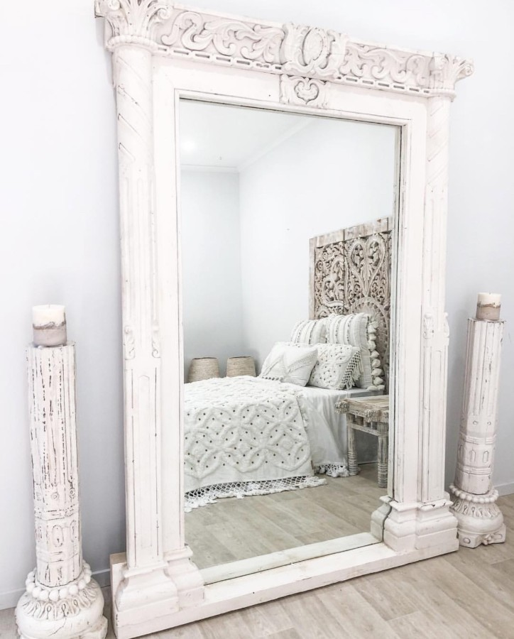 Willow and Beech Mirror