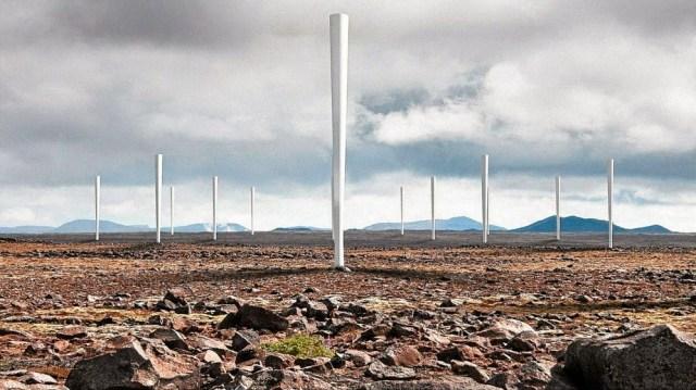 новые ветрогенераторы