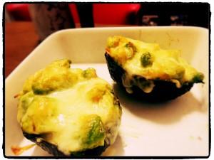 Avocado casserol