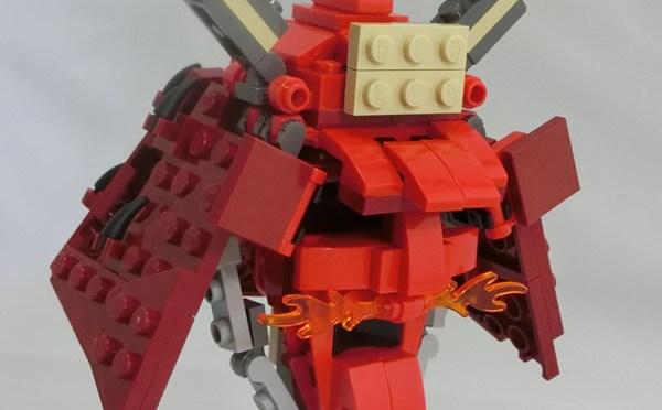 Red KABUTO