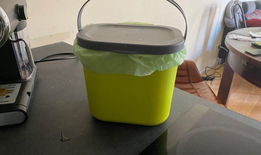 Zmieniłem sposób segregacji bioodpadów