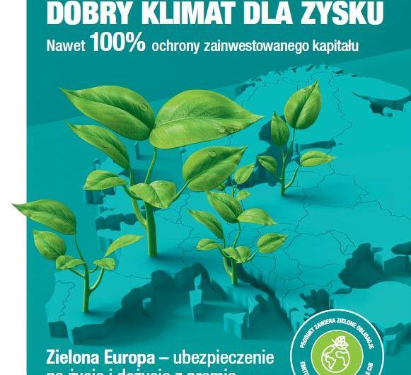 Credit Agricole: subskrypcja Zielona Europa