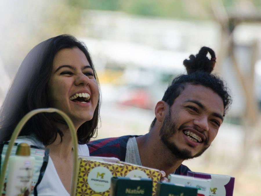 Retrato Pauline e Danilo