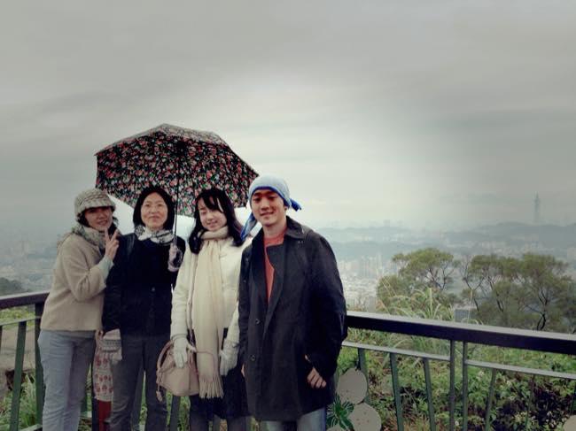 村おこしボランティア【台湾 淡水コース】参加者、猫空へ。