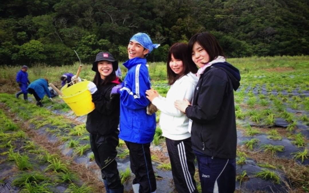 沖縄のまた訪れたいと思うほど素敵な家族