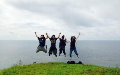 沖縄のボランティア、無事に終了!