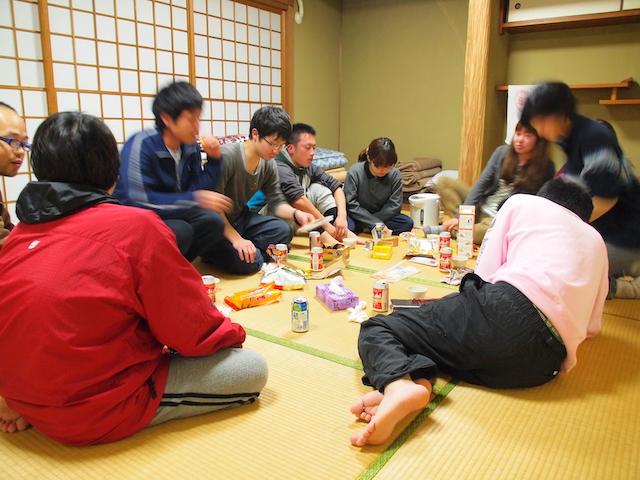村おこしボランティア【中之島コース】の宿泊施設