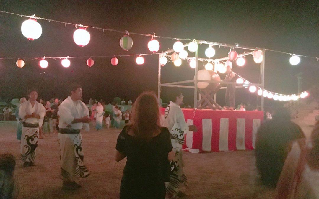 レッツ盆踊り in 神津島