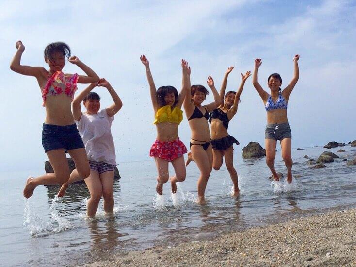はじめての神津島