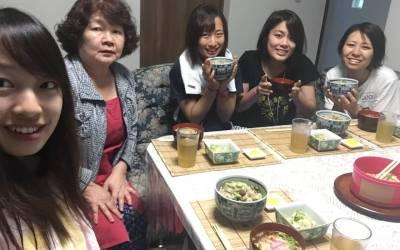 やんばる体験記:民泊day