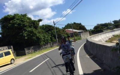 自転車で喜界島一周!