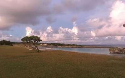 天気予報の当たらない島