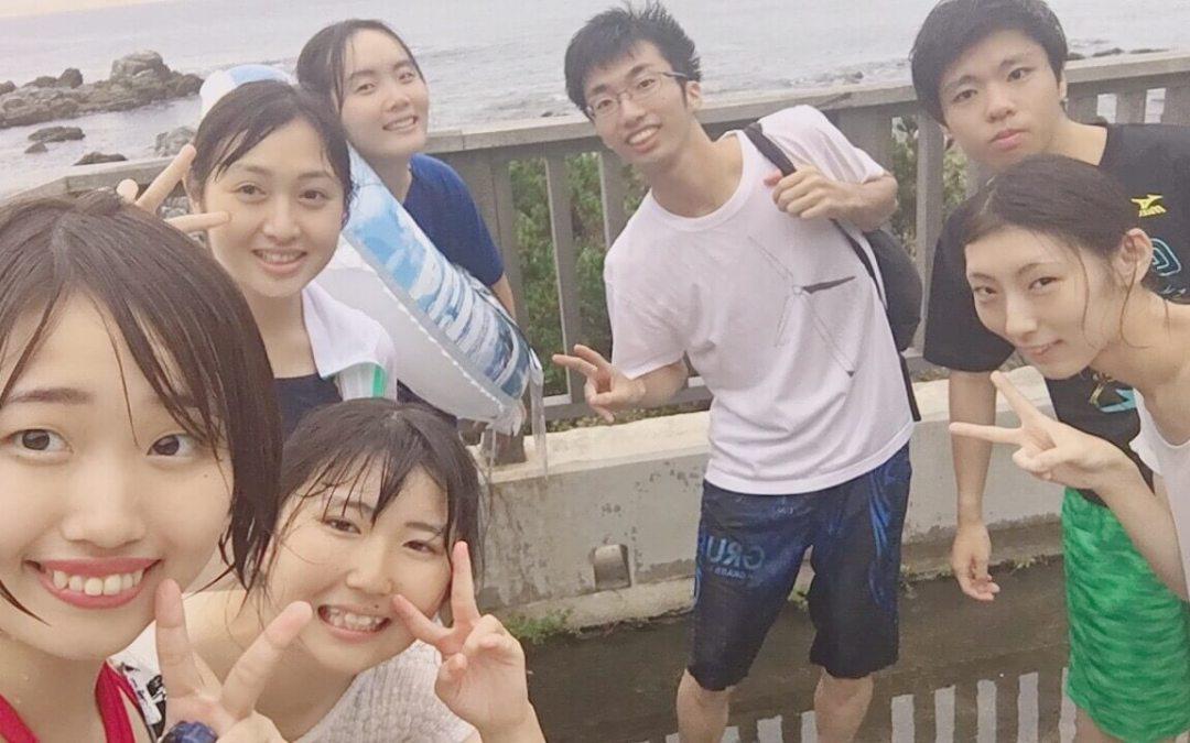 ダイビングin赤崎