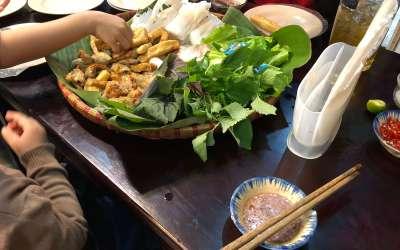 ベトナムコース3日目   雑草もダイエットも奥が深い。