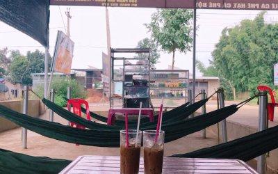 楽しいカフェ巡り