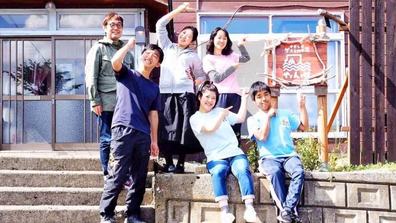 北海道焼尻島コース、春休みの参加者募集を開始