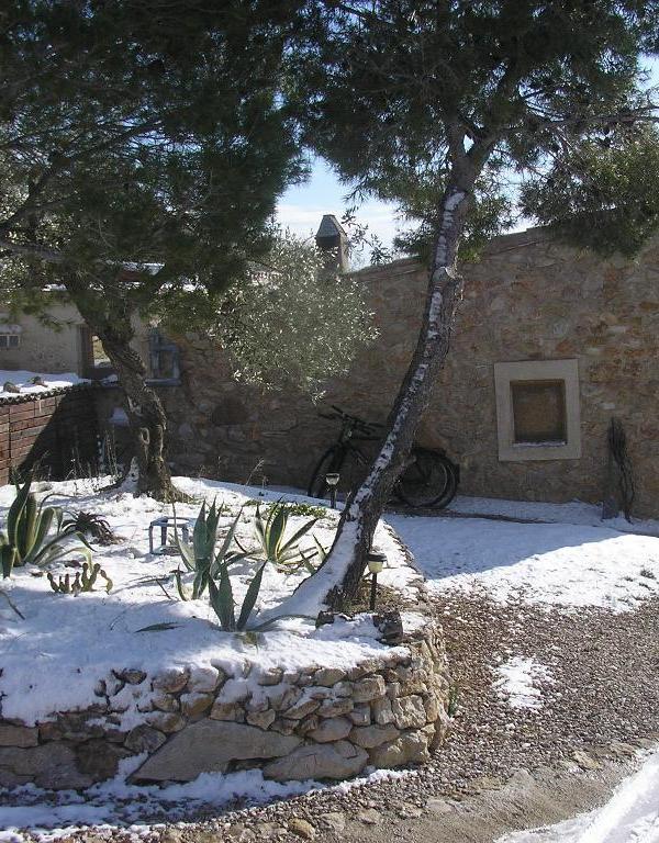 La Faeneta nevada