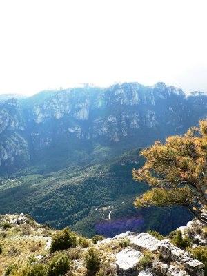 El Barranco de La Vall y el Camí de les Cases Velles