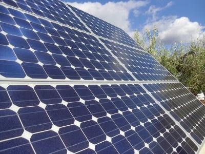 Panells solars fotovoltàics