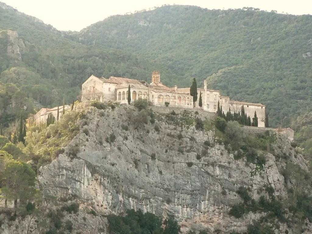Resultat d'imatges de Balneario santuario de Cardo