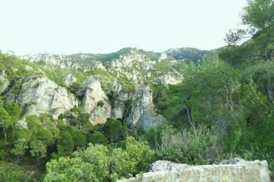 ermita de Sant Simeó o la Columna