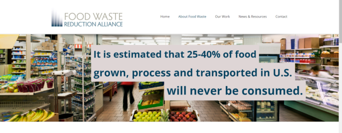 Food Waste Alliance clipping