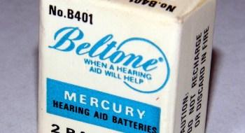 Mercury Batteries