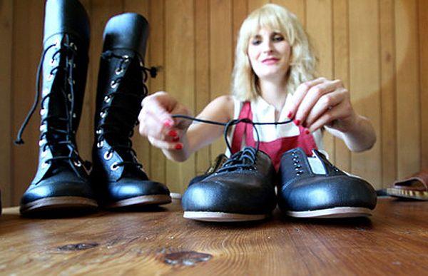 Nicora Johns ecofriendly shoe brand_1