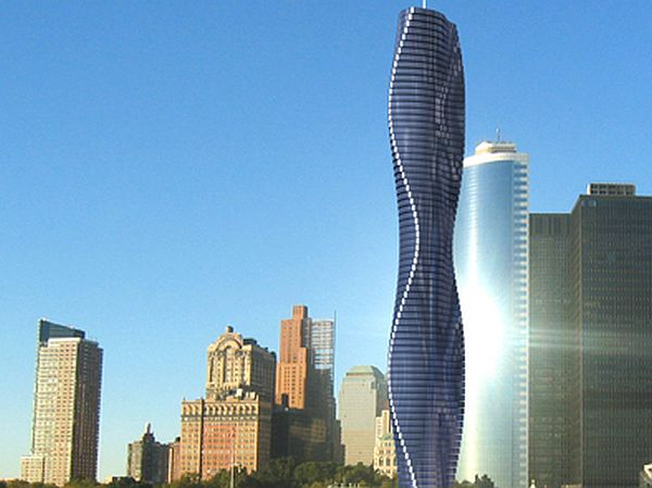 The Dynamic Tower, Dubai