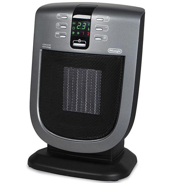 DeLonghi Compact Ceramic Electric Heater