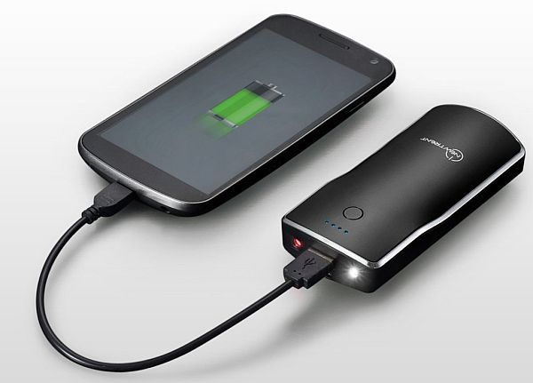 Portable external battery