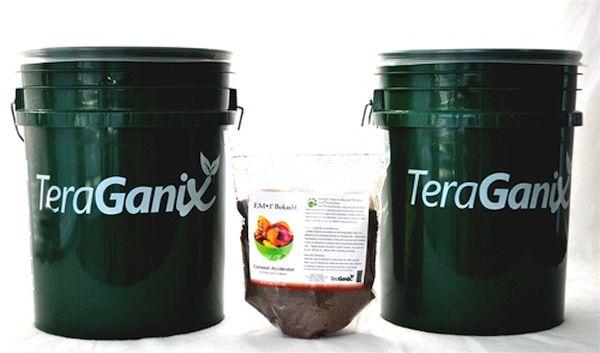 Bokashi Recycling System