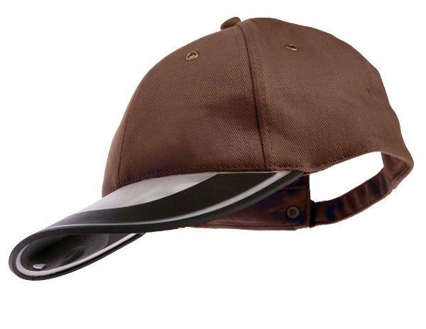 2C Solar powered baseball cap