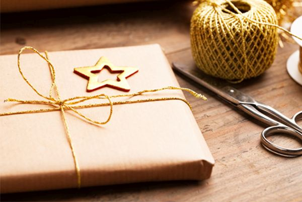 Recycled Gift Wrapping Paper