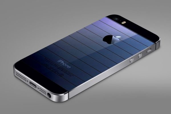 solar powered iPhone (2)