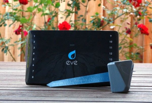 Eve Smart Irrigation Controller and Moisture Sensors