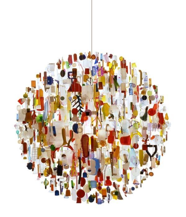Tide chandelier