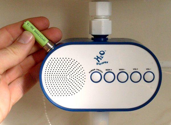 H2O shower