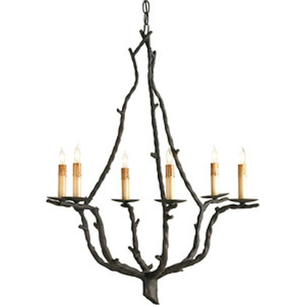 Branch Pendant Light for a rustic look