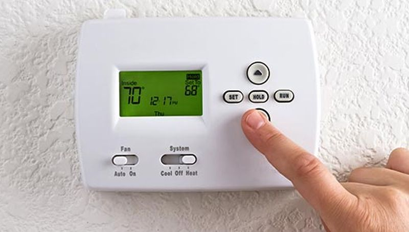 One Of The Easiest Most Affordable Changes You Can Make To Your Home Is By Installing A Programmable Thermostat In A Typical Household