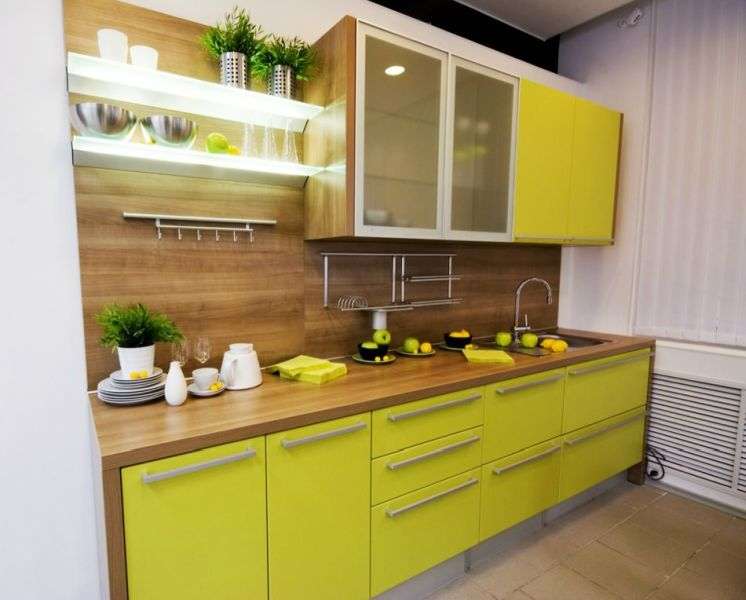 Latest eco friendly kitchen cabinets
