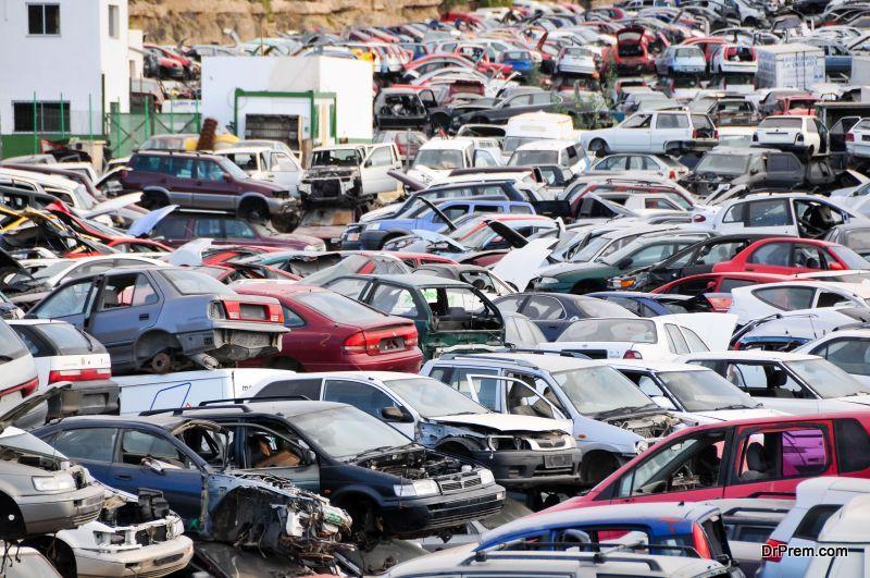 Car-Recycling-Process